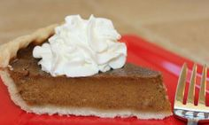 Soy, Gluten & Dairy Free Pumpkin Pie Recipe