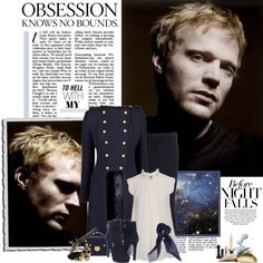 """""""Javert (Les Miserables)"""" by violetta-valery on Polyvore    No way I will be able to afford this collection anytime soon, but this is awesome. I LOVE that coat!"""