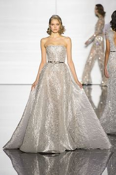 33 Couture Looks That Belong in Your Dream Wedding Brautkleider Paris Haute Couture Fashion Week 2015 Couture Looks, Style Couture, Haute Couture Fashion, Couture 2015, Elie Saab, Fashion Week, Fashion Show, Gothic Fashion, Paris Fashion