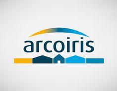 Rediseño de marca Arcoiris y desarrollo de imagen corporativa para García Labajo Asociados.