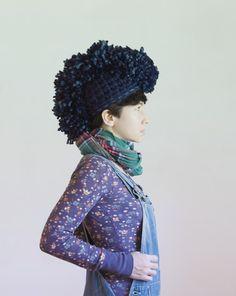 The Mohawk Hat - by Yokoo - ://www.etsy.com/listing/66438339/the-mohawk-hat