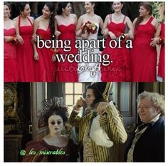 Just Les Mis things. Also, it bugs me that apart is one word, as it kinda changes the whole meaning but that also makes the second image funnier.