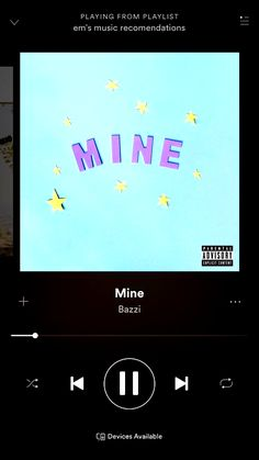 Mine, a song by Bazzi on Spotify Cool Album Covers, Music Album Covers, Music Mood, Mood Songs, Music Lyrics, Music Quotes, Song Recommendations, Song Suggestions, Music Aesthetic