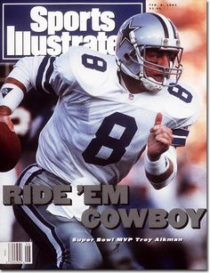 February 8, 1993 - The Dallas Cowboys, Superbowl XXVII Champions.
