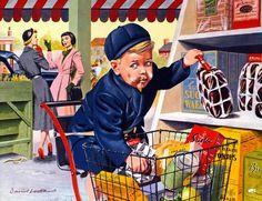 David Lockhart, (b,1928)- No Time Like Present