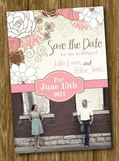 Something like this for the back of my sparkler save the date