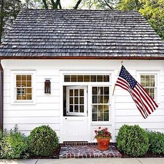 "6,246 Likes, 32 Comments - sarah  our vintage farmhouse (@ourvintagefarmhouse) on Instagram: ""Happy July 4th Eve! Get in the spirit and let that red white & blue fly! I'm excited to spend the…"""