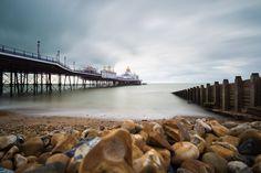 eastbourne pier NDfilter seascape