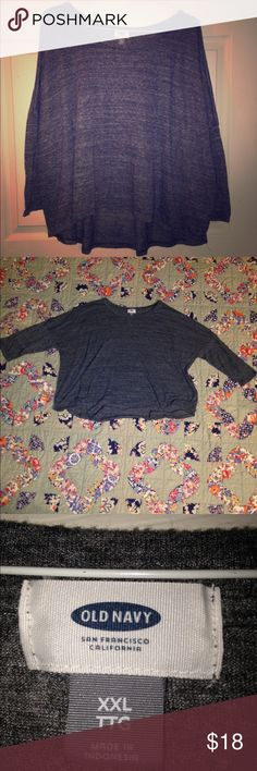 Old Navy top Fairly new. Worn a few times Old Navy Tops Tees - Long Sleeve