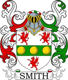 Smith Coat of Arms