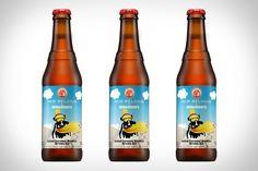 New Belgium Salted Caramel Brownie Beer