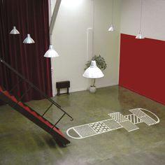 Marelle Hopscotch Floor Decal