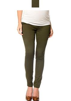 Take a Look!  Motherhood Secret Fit Bellyr 5 Pocket Skinny Leg Maternity Pants