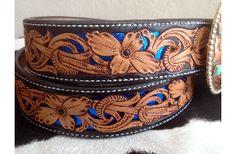Tanner Custom Leather Belt