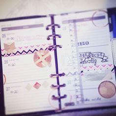 KW 17 #happyplanner #filofax #filofaxing #bulletjournal #planner #midori #washitape #washi #sticker #planning #plannergirl #plannernerd #system #systemplanner #ikea by maca_desu