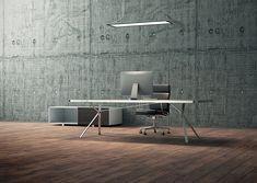 ONYXX AIR 2.0 LED Pendelleuchte im Büro Desk, Furniture, Home Decor, Lighting, Desktop, Decoration Home, Room Decor, Table Desk, Home Furnishings