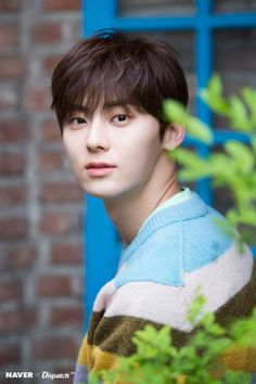 Photo album containing 10 pictures of Minhyun Shanghai, Arin Oh My Girl, Nu Est Minhyun, Love U So Much, Kim Jaehwan, My Destiny, Ha Sungwoon, 10 Picture, Reasons To Smile