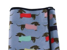 Dachshunds Cotton Handkerchief
