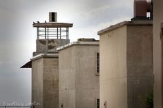 1 Old Main_ Guard tower main bldg corner 1 Santa Fe, Prison, Maine, This Is Us, Towers, Windows, Signs, Tours, Shop Signs
