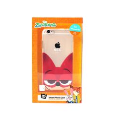 DISNEY ZOOTOPIA Nick Cell Phone Case Cover Protector for iPhone 6/6S #zootopia #nick #cellphone #iphone #iphone6 #iphone6s #case #cover #protector #disney