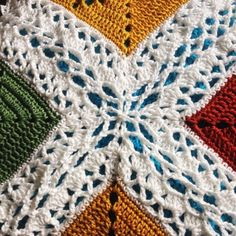 Crochet Stitches Video Dailymotion : ... ishare 12 1 crochet border pattern video dailymotion dailymotion com