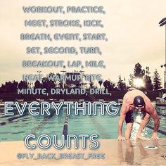 Swimmer life...<3