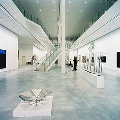 Berlinische Galerie - Delstatsmuseum for moderne kunst, fotografi og arkitektur. Befinner seg ikke langt fra Jüdisches Museum.