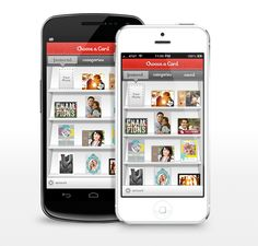 Everyone with a smart phone: The app is called INK. It is so user friendly and creates beautiful cards in just MINUTES!!! The best part: the app is free and to send a personalized card, PRINTED & SHIPPED, is only $1.99. Can't beat that!