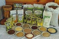 BioGrains - Grains, Flours, Pulses, Nuts and other organic products Gluten Intolerance, Grains, Organic, Food, Products, Eten, Seeds, Meals, Gadget