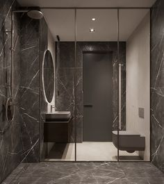 Two bathroom design ideas Home Building Design, Building A House, Bathroom Design Inspiration, Design Ideas, Restroom Design, Bathroom Design Small, Construction, Bathroom Interior, Powder Room