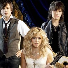 The Band Perry Riverbend 2012