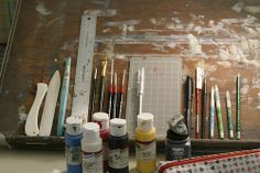 Does Your Art Business Run You? How to declutter those extra items/supplies that may not be helping you