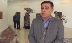 فتاح محمد فتاح من مدينة دهوك يحوّل…: أبدع الفنان الكردي، فتاح محمد فتاح، بتصميم العديد من المنحوتات على شكل حيوانات، باستخدام بقايا…