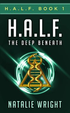 Book Cover Designs for H.A.L.F The Deep Beneath. If you would like to commission us for your book cover, please visit our website #bookcover #bookcoverdesign #bookcovers #bookcoverart #ebookcover #ebookcovers #bookcoverartwork #bookcoverartist #bookcoverdesigner #ebookcoverdesign #ebookcoverdesigner #ebookcoverart