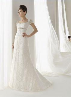 Pride and Prejudice-ish. My future wedding dress!