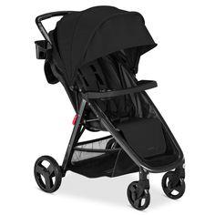 Combi Fold N Go Stroller, Black