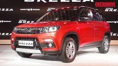 2016 Auto Expo: Maruti Suzuki Vitara Brezza
