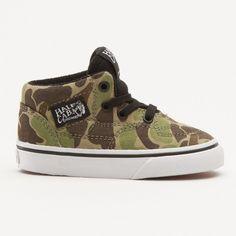 Vans Toddler Half Cab Shoes