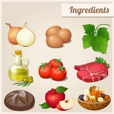Huge collection of various food icons vector 03
