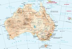 Australia is a continent comprising mainland Australia, Tasmania, New Guinea, Seram, possibly Timor, and neighbouring islands. Read more: http://en.wikipedia.org/wiki/Australia_(continent)