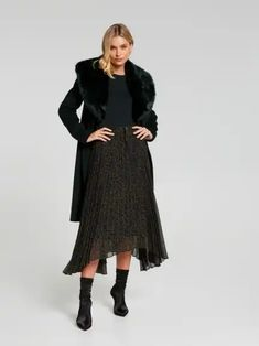 Portmans women's coats are a winter staple. Complete your look and shop stylish peacoats, cosy longline coats, chic double breasted coats and the classic trench, online now at Portmans. Fur Trim Coat, Belts For Women, Peacoats, Winter Wardrobe, Double Breasted, Work Wear, Lace Skirt, Trench Coats, Chic