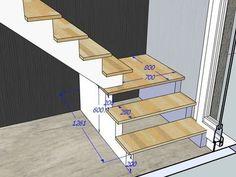 35 ideas house modern loft staircases for 2019 Modern Staircase House ideas loft modern Staircases Small Staircase, Loft Staircase, Attic Stairs, Modern Staircase, Staircase Design, Stairs To Loft, Staircase Ideas, Garage Stairs, Basement Stairs