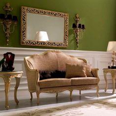 3669 Sofa, Traditional Living Room Design at Cassoni