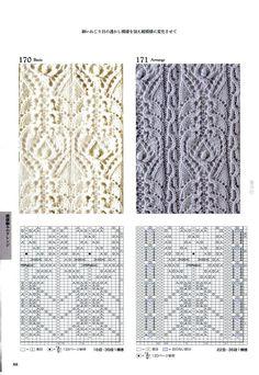 260 Knitting Pattern Book by Hitomi Shida 2016 — Yandex. Baby Knitting Patterns, Knitting Stiches, Cable Knitting, Knitting Books, Knitting Charts, Lace Patterns, Knitting For Kids, Knitting Designs, Stitch Patterns