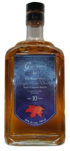 Glen Breton Ice Wine Oak Finish, 10 Years