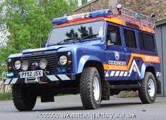Resultado de imagen de series 1 land rover raf mountain rescue ambulance