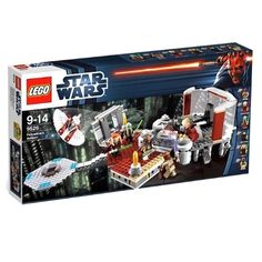 Amazon.com: LEGO Star Wars Palpatines Arrest (9526) Exclusive: Toys & Games