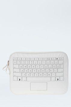 Tally weijl - Laptoptasche.   Die Idee ist wirklich witzig!