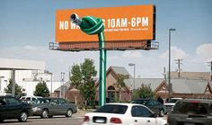 Go for Billboard printing to attract potential customers and create an image of the company. Creative Advertising, Advertising Design, Advertising Ideas, Denver, Billboard Signs, Great Ads, Banner Printing, Water Conservation, Save Water
