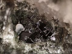 Bjarebyite. Palermo #1 mine, North Groton, New Hampshire Source: Donald Doell